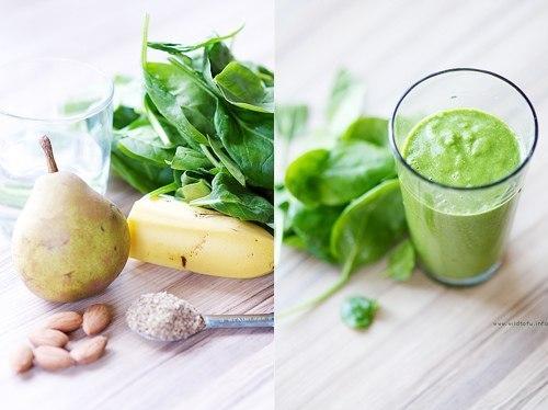 рецепты зеленых коктейлей с крапивой
