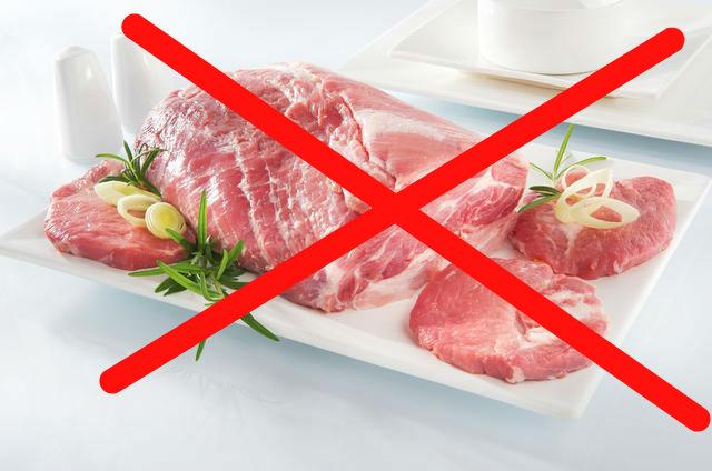 отказаться от мяса